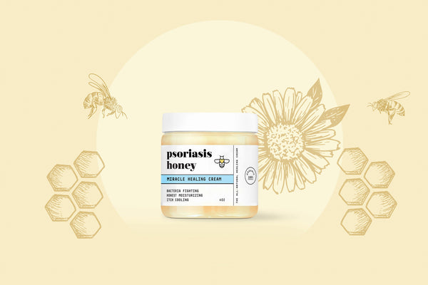 Psoriasis Honey Cream