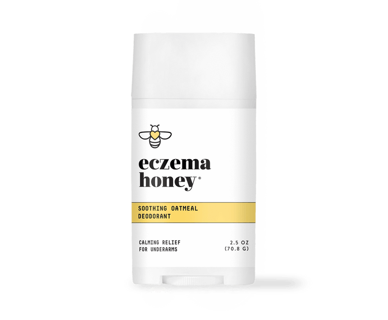 Eczema Honey Soothing Oatmeal Deodorant Subscription