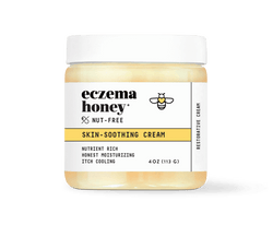 Eczema Honey Nut-Free Skin-Soothing Cream Subscription