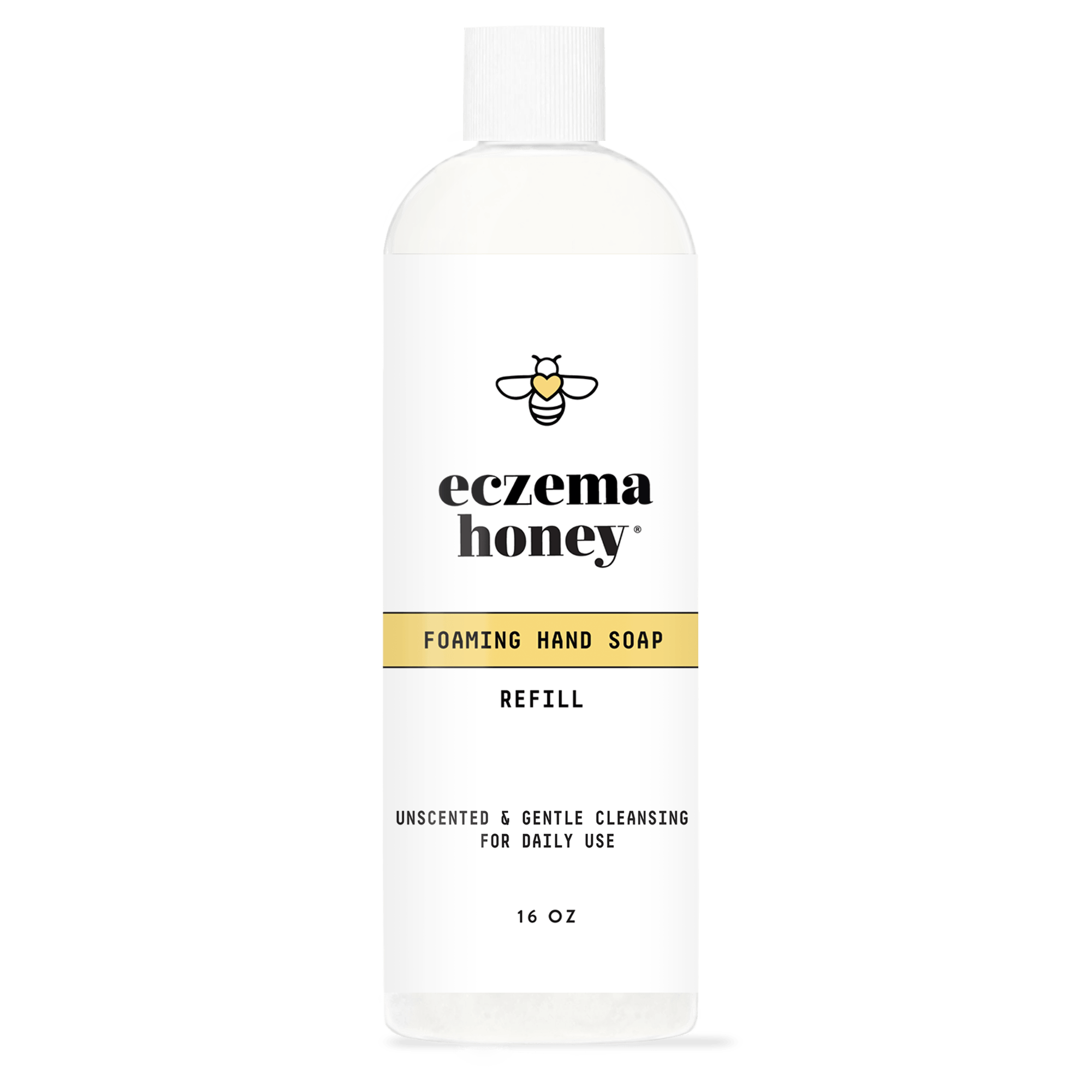 Eczema Honey Gentle Foaming Hand Soap 16oz Refill