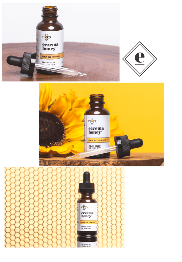 Eczema Honey Natural Soothing Scalp Oil Subscription