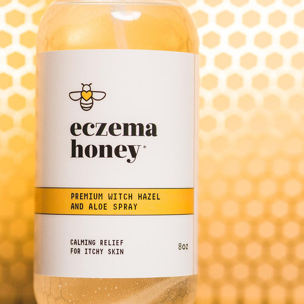 Eczema Honey Premium Witch Hazel and Aloe Spray