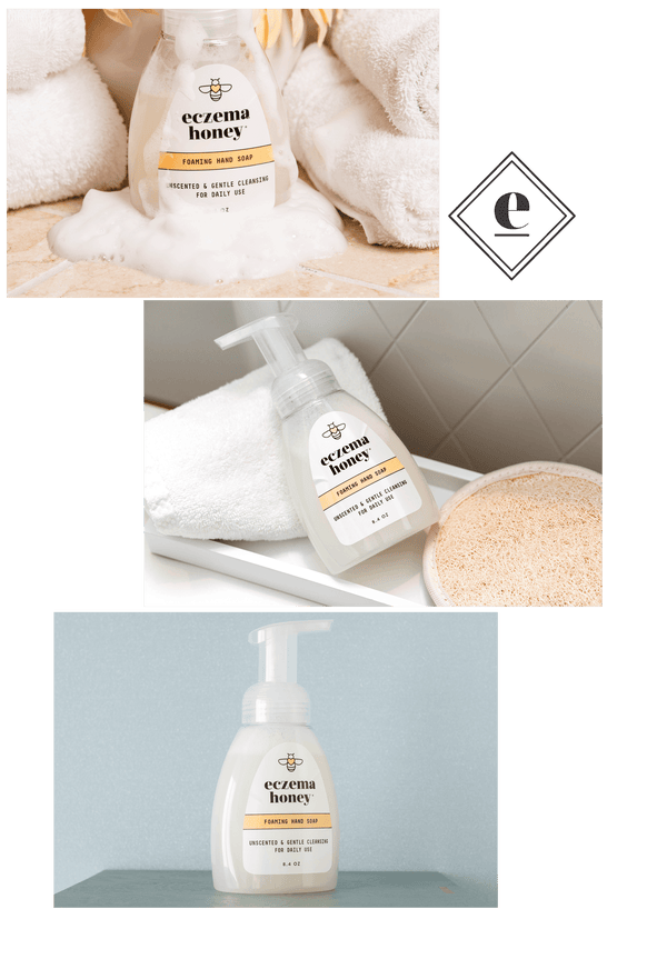 Eczema Honey Gentle Foaming Hand Soap