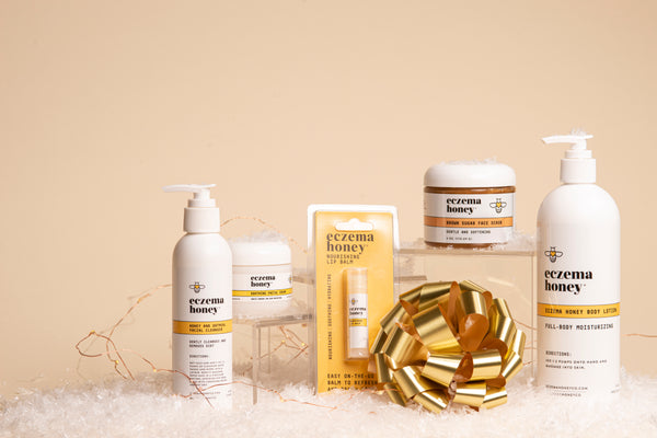 Eczema Honey Hydration Skincare Set [Holiday]