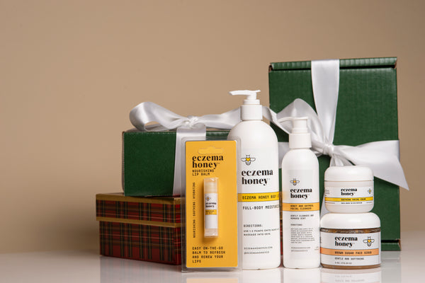 Eczema Honey Hydration Skincare Set