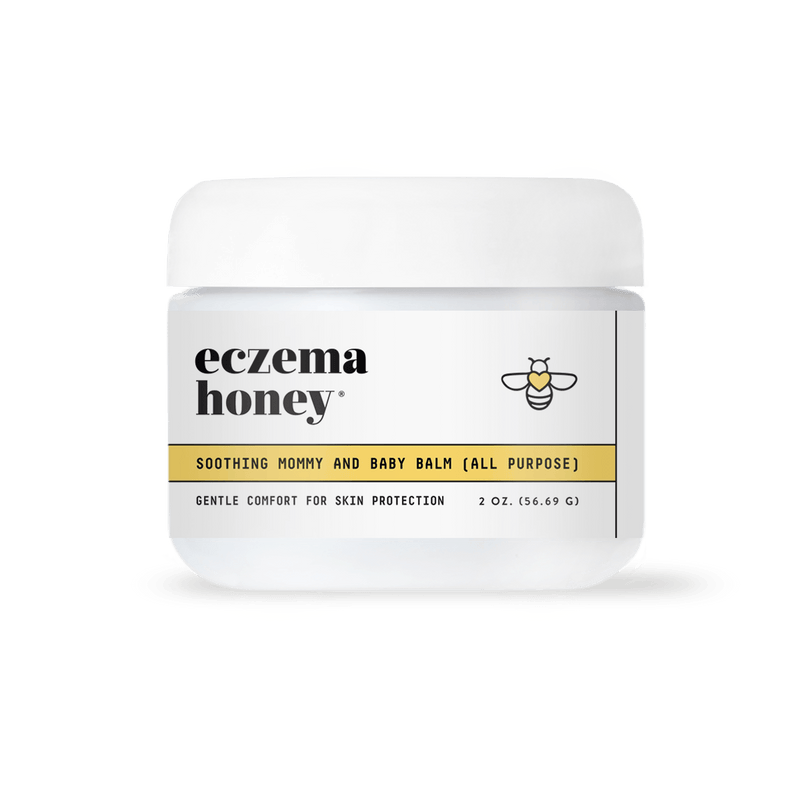 Eczema Honey Soothing Mommy and Baby Balm