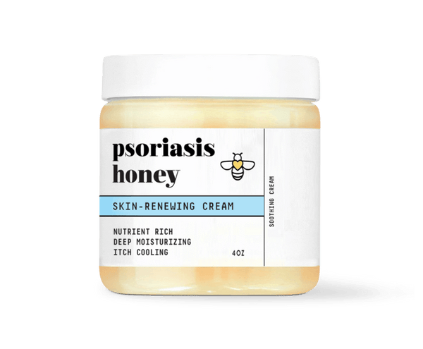 Psoriasis Honey Skin-Renewing Cream Subscription