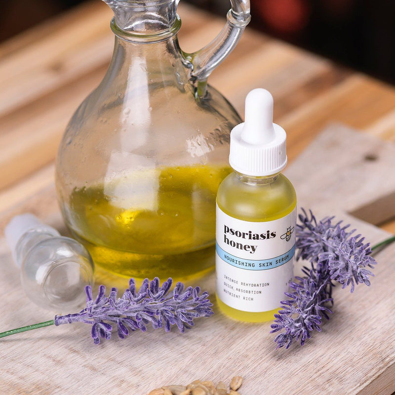 Psoriasis Honey Nourishing Skin Serum