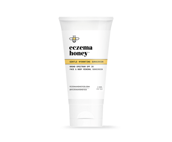 Eczema Honey Gentle Hydrating Sunscreen