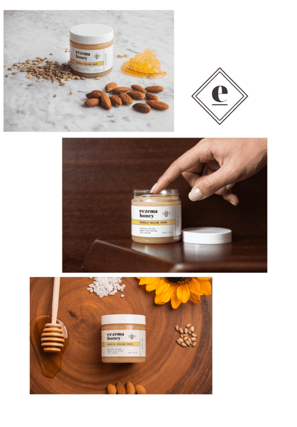 Eczema Honey Original Skin-Soothing Cream Monthly Subscription