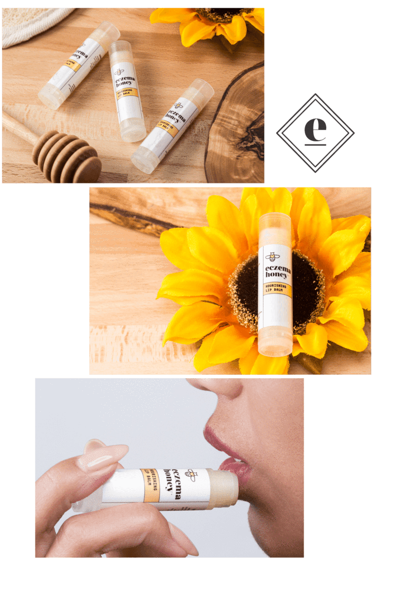 Eczema Honey Nourishing Lip Balm
