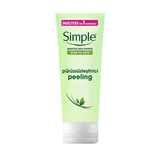 Simple Yüz Peeling-Skin Soothing Facial Scrub 75ml