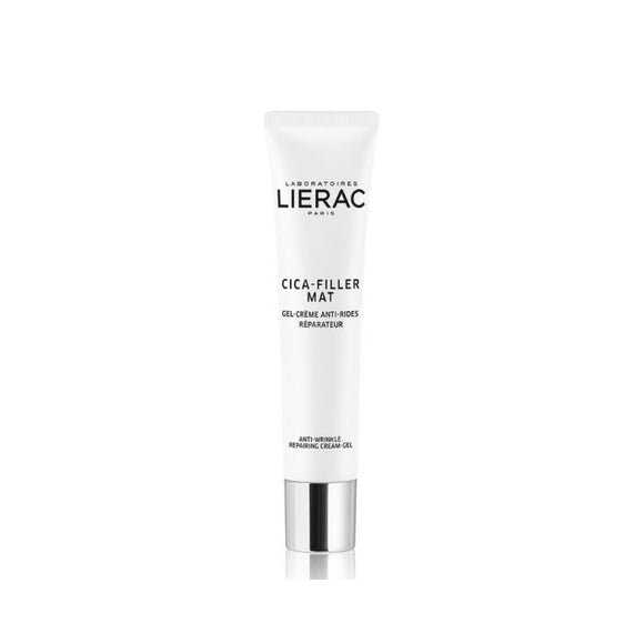 Lierac Cica-Filler Mat Anti-Wrinkle Repairing Gel Cream 40 ml