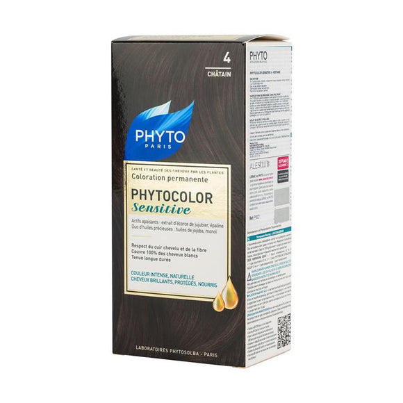 Phyto Phytocolor Sensitive 4 Brown
