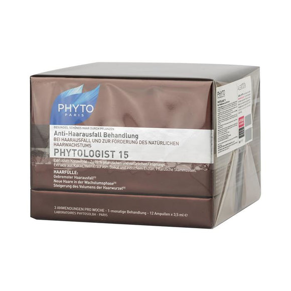 Phyto Phytologist 15 Anti Hairloss 12x3.5ml