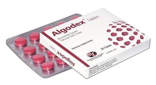 Algodex 20 Tablet
