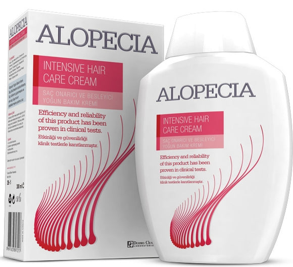 Alopecia Intensive Hair Care Cream - Saç Bakım Kremi