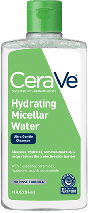 CeraVe Misel Su 296ml- Hydrating Micellar Water 296ml