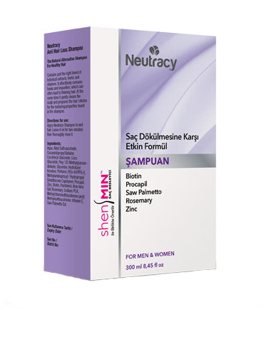 Neutracy Şampuan 300 ml