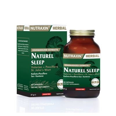 Nutraxin Naturel Sleep 60 Kapsül