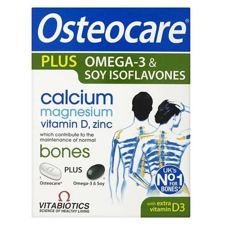Osteocare Plus 84 Tablet