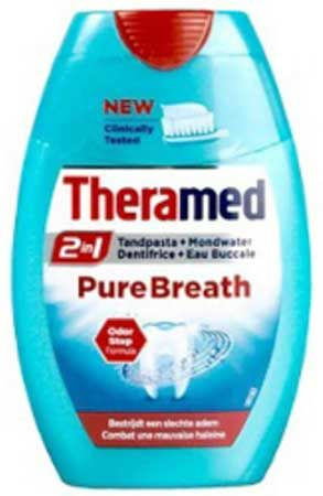 Theramed Pure Breath Diş Macunu 75 ml