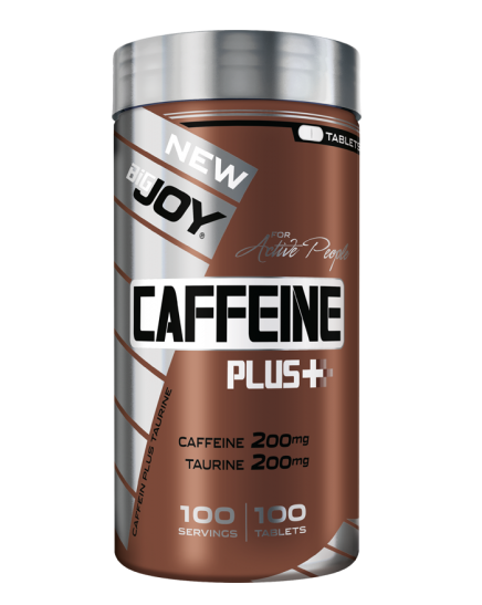 Bigjoy Caffeine Plus+ Tablet