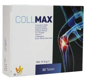 Collmax 30 Tablet