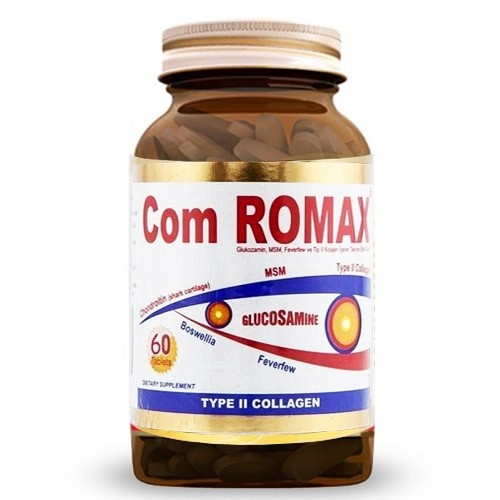 Com Romax Tip II Collagen 60 Tablet