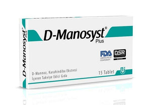 D-Manosyt Plus 15 Tablet