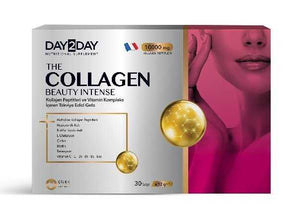 Day 2 Day (Day2day) The Collagen Beauty intense Toz Kolajen