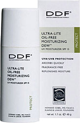 DDF Ultra Lite Oil Free Moisturizing Dew With Sunscreen SPF 15 48gr