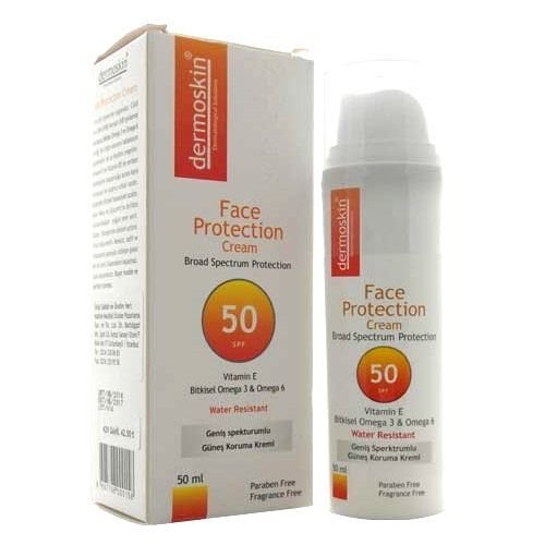 Dermoskin Face Protection SPF50 50ml