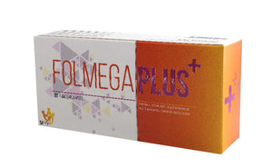 Folmega Plus + Omega Folik Asit Multivitamin 30