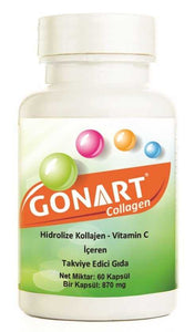 Gonart Collagen 60 Kapsül