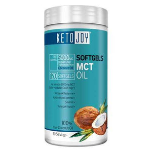 Ketojoy MCT Oil 5000mg