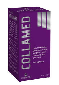 Nasmed Collamed Sıvı Kolajen Şurup 500 ml