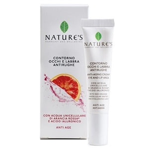 Nature´s Acque Anti Aging Cream Eye And Lip Area 15ml-Dudak ve Göz Çevresi