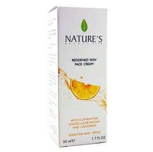 Natures Acque Protective Face Cream Reddened Skin SPF20 50 ml