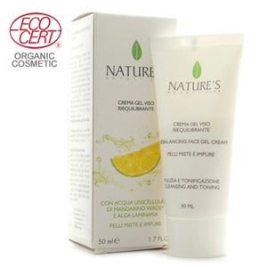 Natures Acque Rebalancing Face Cream 50 ml