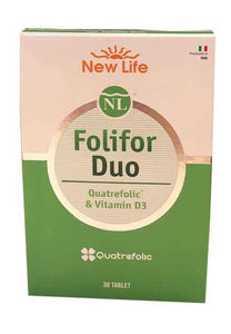 New Life Folifor Duo Tablet