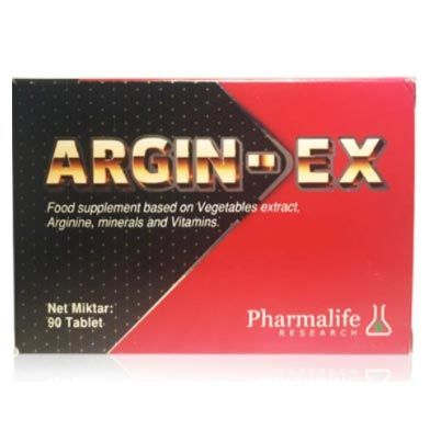 Argin-EX 90 Tablet