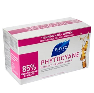 Phyto Phytocyane Densifying Treatment Serum 12x7.5ml