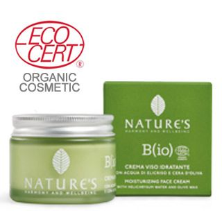 Natures Bio Moisturizing Face Cream 50 ml