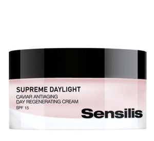 Sensilis Supreme Daylight Day Regenerating Cream Spf15 50ml