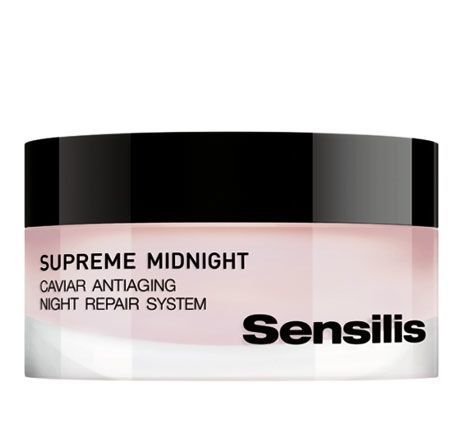 Sensilis Supreme Midnight Anti Aging Night Repair Cream 50ml