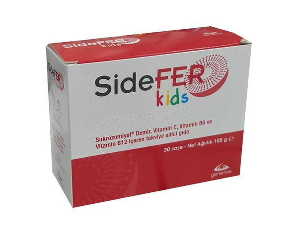 Sidefer Kids Saşe