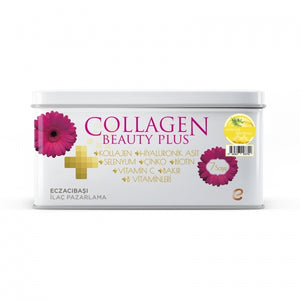 Voonka Collagen Beauty Plus 7 Şase Takviye Edici Gıda - Ananas Aromalı