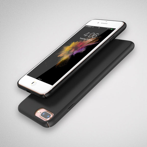 Ultra Thin Protective Cover PC hard Solid color Phone Case for iphone