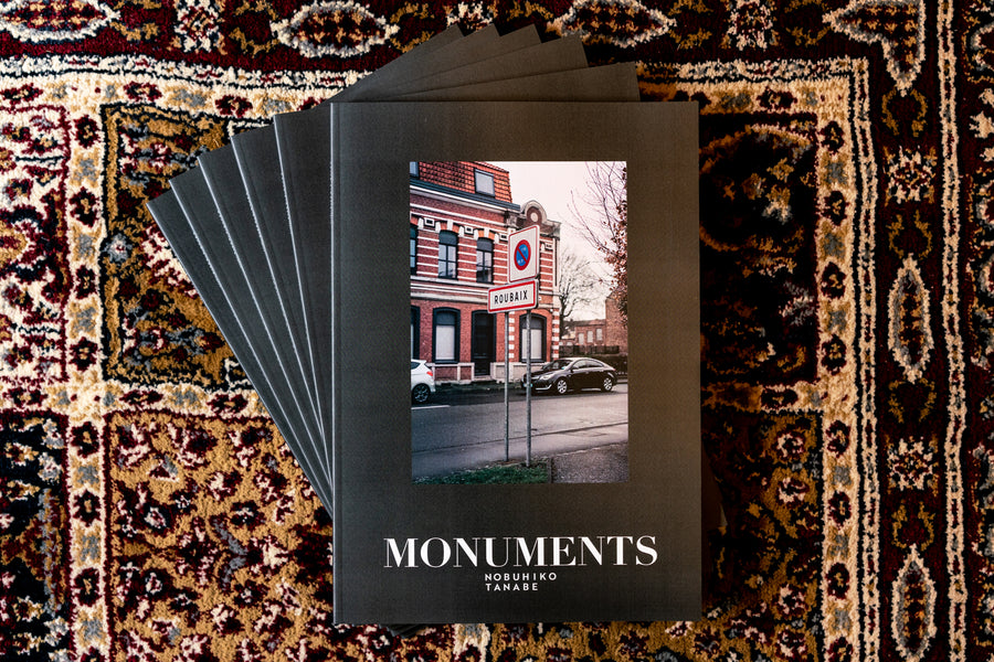 """MONUMENTS"" Photo Book"